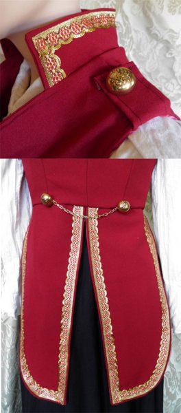 steampunk tailcoat pct2�3 pirates cave