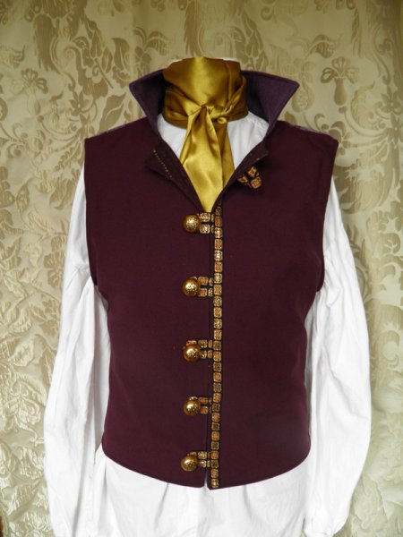 Historical and fantasy clothing, weapons and decorative
