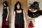 Steampunk clothing for ladies PCV13