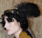 regency head dress PCRH4