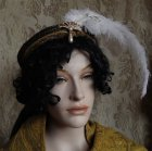 regency head dress PCRH15