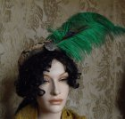 regency head dress PCRH20