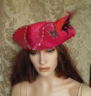 Steampunk pirate hat PCSH10