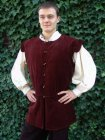 Medieval waistcoat LC6085
