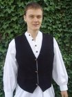 Medieval waistcoat LC6006