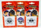 pirate glitter tattoo E808292
