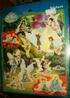 Disney fairies stickers Z80001