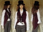 Steampunk tailcoat PCT1–1