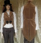 Steampunk tailcoat PCT1–2