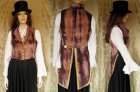 Steampunk tailcoat PCT2–7
